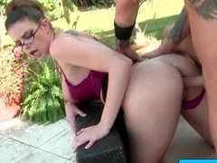 Big boobs get banged by boss 03