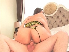 Sweet Face T-girl Bareback Hardcore