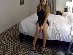 Sexy-ass blonde spy-cam-fucked - Sadie Blair