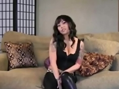 Looks like you wanna succeed in me a show (BDSM webcam video)