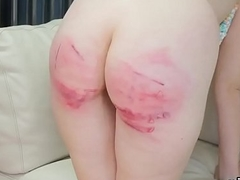 Horny girl is brought in ass hole furor for awkward therapy