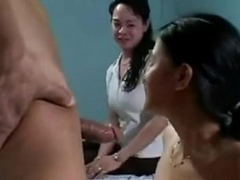 Asian Pinoy Manila Exposed girl fucked with dildo anal play and cumshot facial