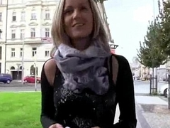 Public Hardcore Pickup Girl Sucking Dick For Cash 09