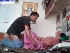 Desi Babhi fucked quickly